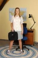 Sharon - coeds in uniform