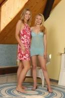 Sharon & Miroslava - lesbian