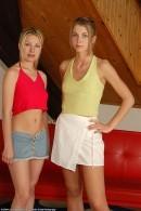 Miroslava & Sharon - lesbian
