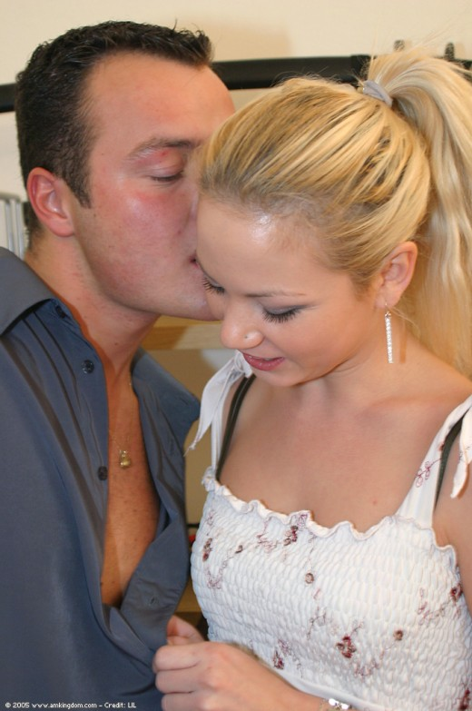 Veronika in blowjob gallery from ATKARCHIVES