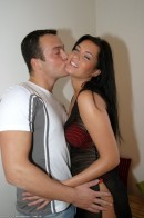 Denisa in blowjob gallery from ATKARCHIVES