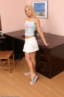 Iryna - upskirts and panties