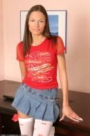Irina - upskirts and panties