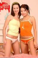 Zuzana & Lucy in lesbian gallery from ATKARCHIVES