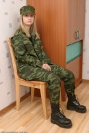 Olga - coeds in uniform