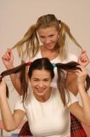 Lucie & Denisa - lesbian
