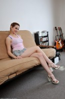 Addie - upskirts and panties