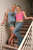 Abbey & Kylie Reese in lesbian gallery from ATKARCHIVES