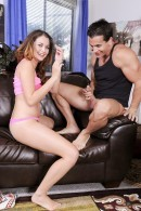 Allie Haze in action gallery from ATKARCHIVES