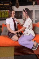 Dani Daniels & Holly Michaels in Lesbian gallery from ATKARCHIVES