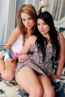 Angelina Jay & Laney Boggs in Lesbian gallery from ATKARCHIVES