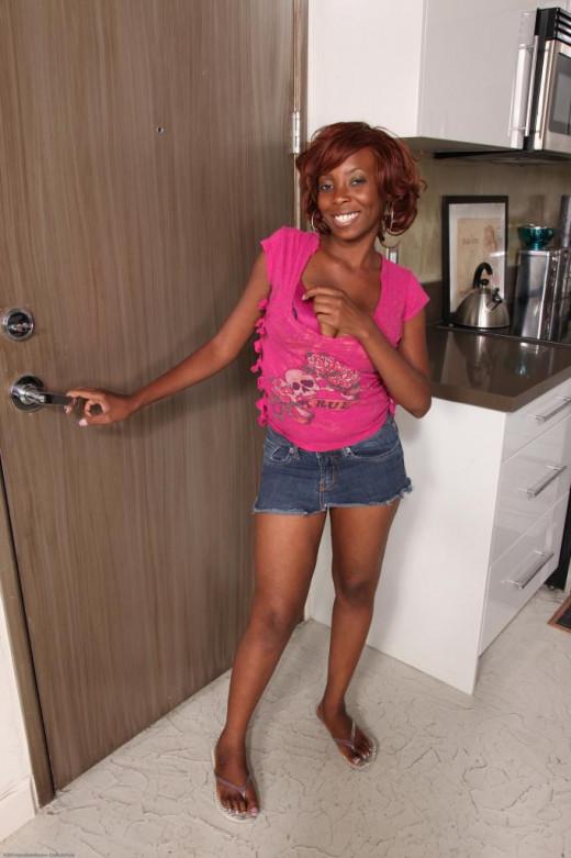 Black tits models ebony teens
