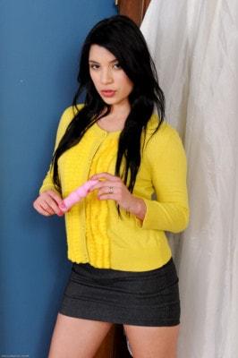 Angelina Jay  from ATKEXOTICS