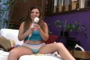 Luna Leve in Toys video from ATKEXOTICS