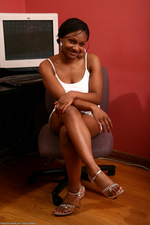 ножки негритянок фото - 2
