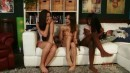 Lola Foxx & Sara Luvv & Ana Foxxx - Lesbian