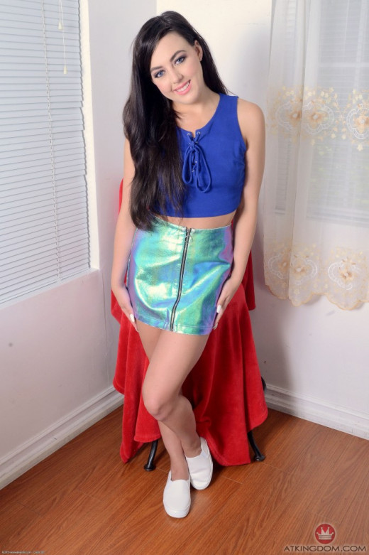 Whitney Wright - `UPSKIRTS AND PANTIES` - for ATKGALLERIA