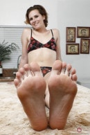 Camille Cooper in FOOTFETISH 2 gallery from ATKGALLERIA