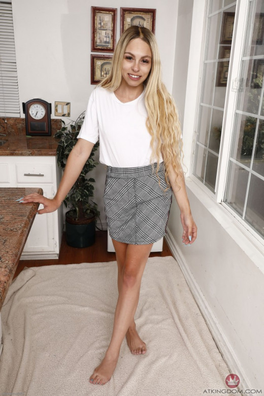 Zoe Clark in UPSKIRTS AND PANTIES gallery from ATKGALLERIA