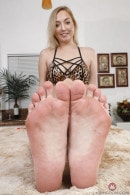 Zoe Parker in FOOTFETISH 5 gallery from ATKGALLERIA