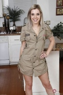 Allie Nicole in COEDS IN UNIFORMS gallery from ATKGALLERIA