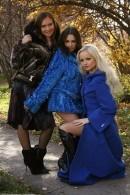 Sasha & Marlisya & Karina - lesbian