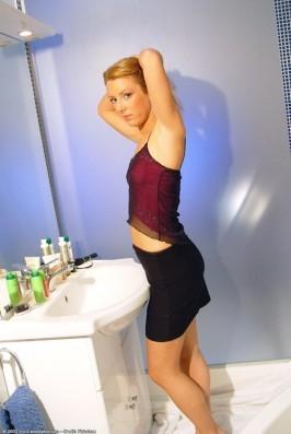 Sabrina  from ATKPETITES