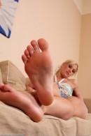 Szabina - footfetish