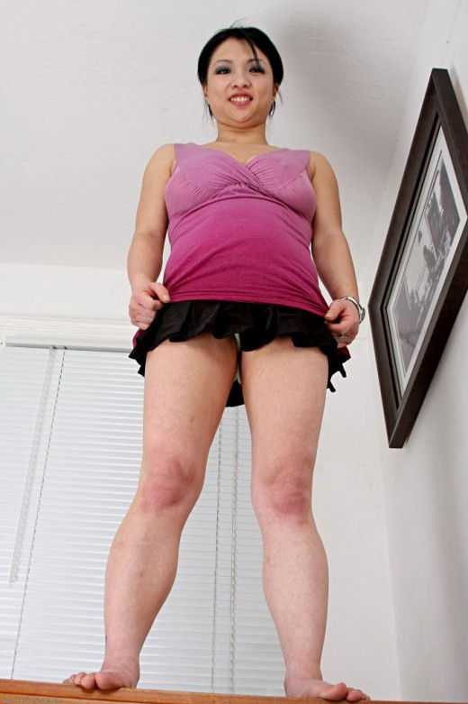 Alexis Lee in upskirts and panties gallery from ATKPETITES