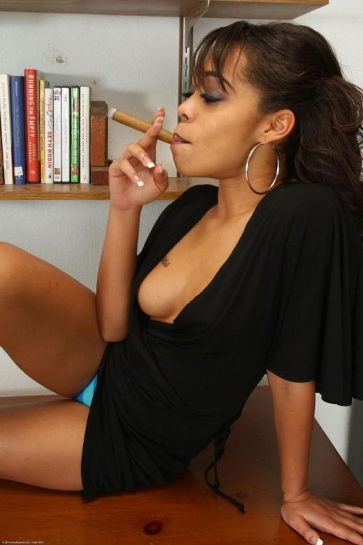 Diamond Cruz in upskirts and panties gallery from ATKPETITES
