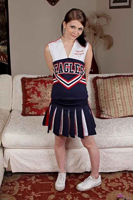 Sensi Pearl in uniforms gallery from ATKPETITES