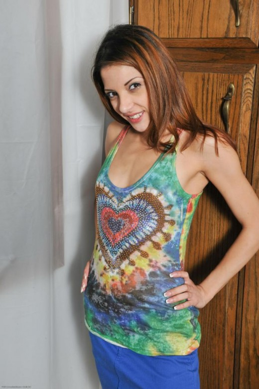 Evilyn Fierce in latinas gallery from ATKPETITES