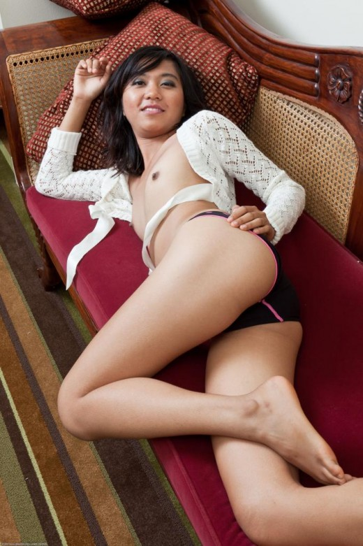 Lyly in asians gallery from ATKPETITES
