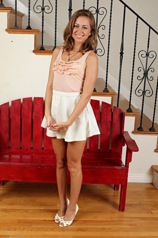 Riley Reid in amateur gallery from ATKPETITES