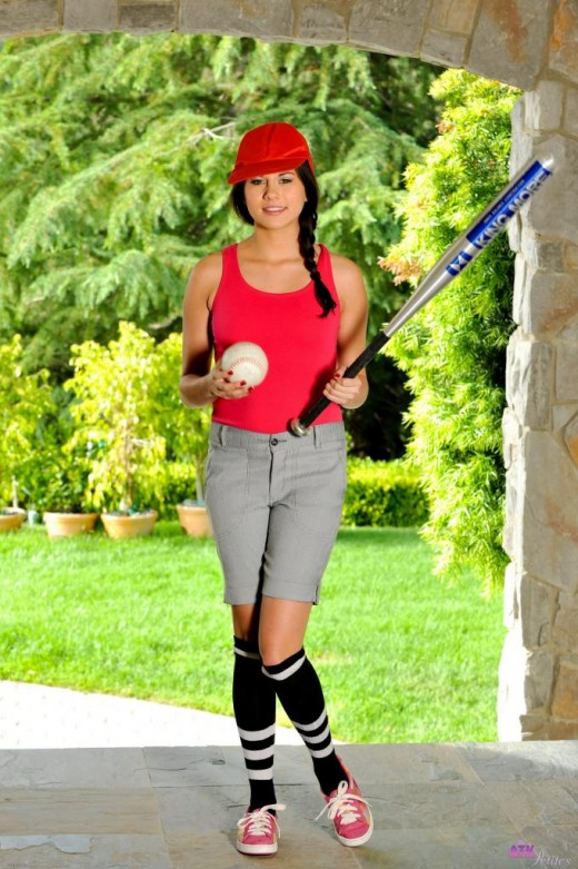 Shyla Jennings in uniforms gallery from ATKPETITES