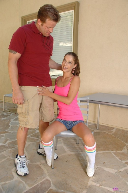 Presley Hart in action gallery from ATKPETITES