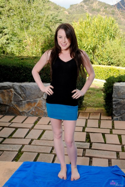 Ashley Shannon in nudism gallery from ATKPETITES