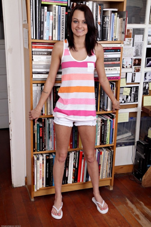Mimi Rayne in coeds gallery from ATKPETITES
