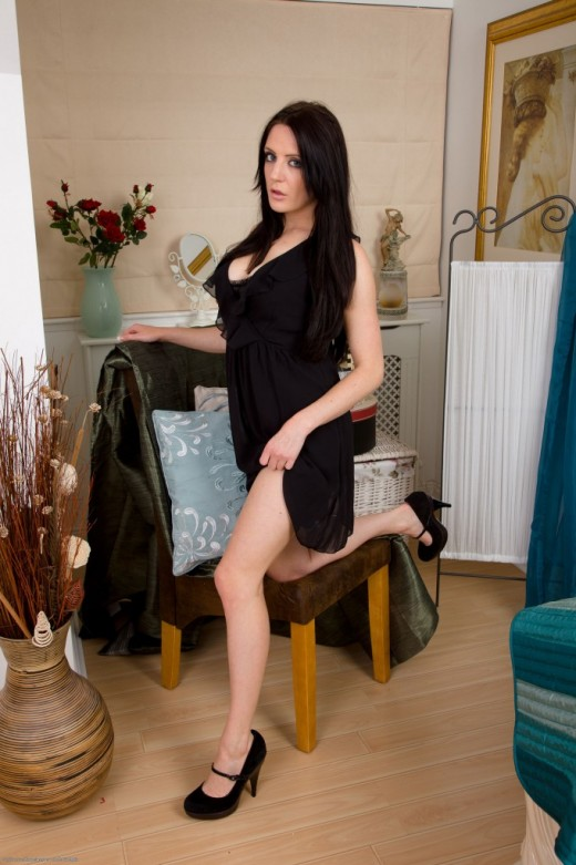Samantha Bentley in upskirts and panties gallery from ATKPETITES