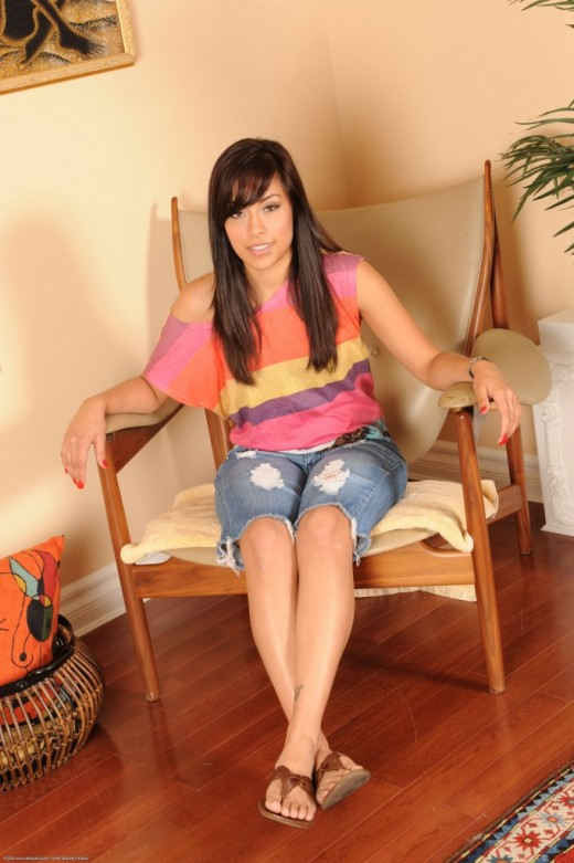Alliyah Sky in latinas gallery from ATKPETITES