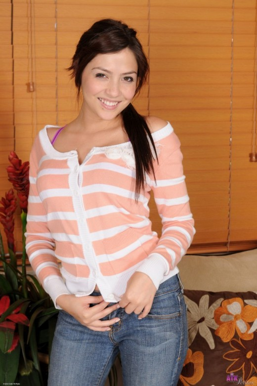 Cassie Laine in toys gallery from ATKPETITES