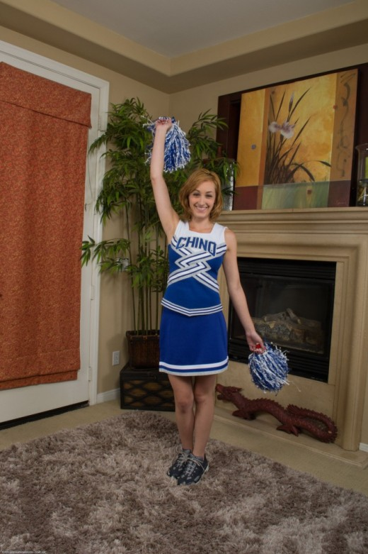 Mandii Ray in uniforms gallery from ATKPETITES
