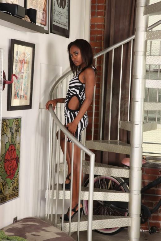 Trina Matthews - `upskirts and panties` - for ATKPETITES