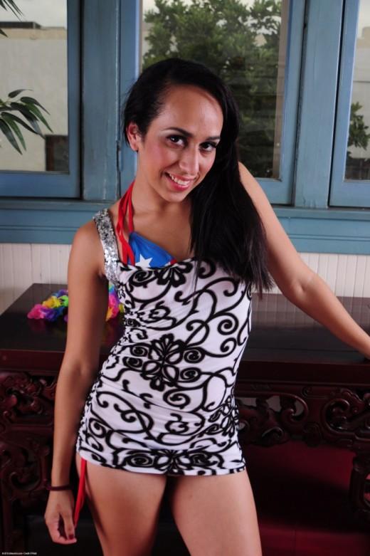 Krissy Sparks - `latinas` - for ATKPETITES