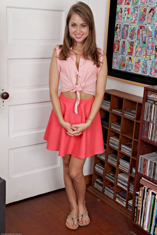 Riley Reid - `coeds` - for ATKPETITES