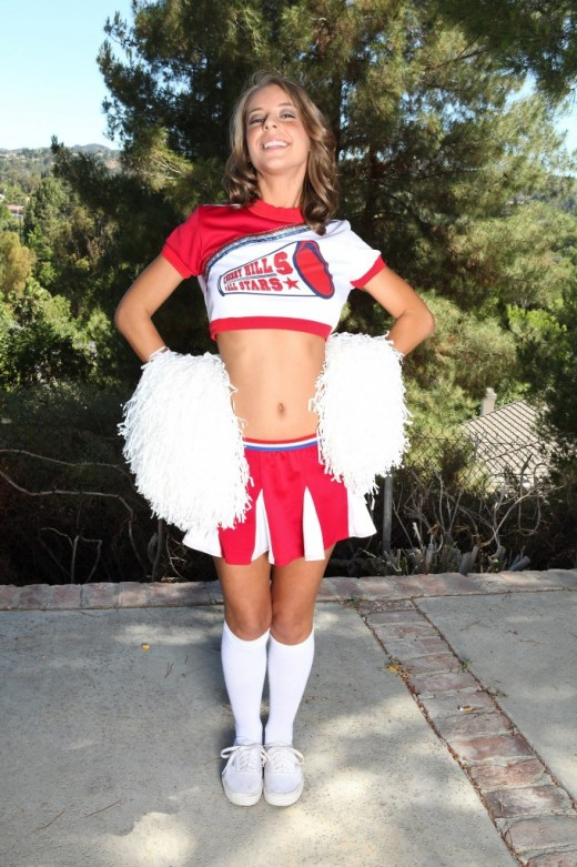 Presley Hart in uniforms gallery from ATKPETITES
