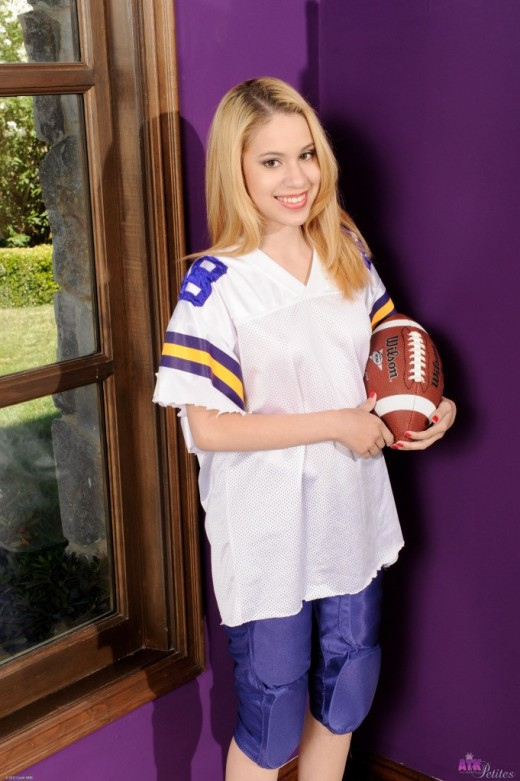 Mae Olsen in uniforms gallery from ATKPETITES