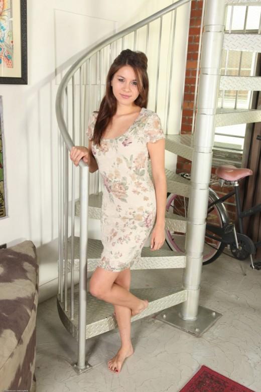 Shyla Jennings - `upskirts and panties` - for ATKPETITES