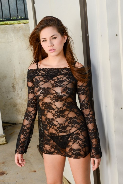 Shyla Jennings in lingerie gallery from ATKPETITES