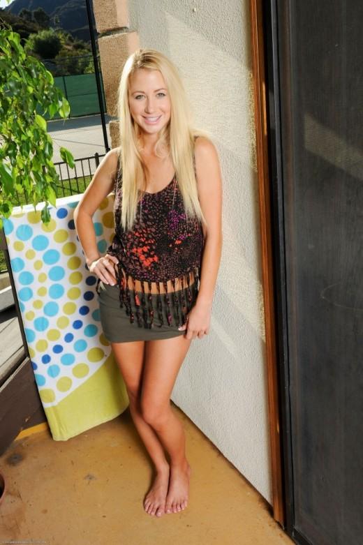 Mandy Armani - `nudism` - for ATKPETITES
